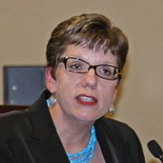 MCC President Anne Kress - FILE PHOTO
