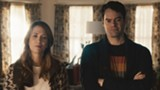 "PHOTO COURTESY ROADSIDE ATTRACTIONS - Kristen Wiig and Bill Hader in ""The Skeleton Twins."""