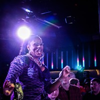 Tilt-a-Whirl Drag Show Kyla Minx PHOTO BY MARK CHAMBERLIN