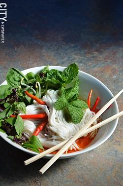 Laotian Kao-Phoon. - PHOTO BY MATT DETURCK