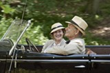 "Laura Linney and Bill Murray in ""Hyde Park on Hudson."" PHOTO COURTESY FOCUS FEATURES"