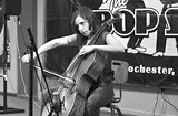 FRANK DE BLASE - Lauren Radnofsky and her cello