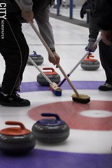 Learn more about the fascinating sport of curling with the - Rochester Curling Club. - FILE PHOTO