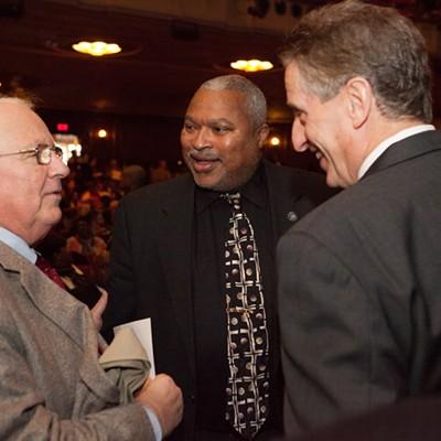 Mayor Lovely Warren's Inauguration Ceremony