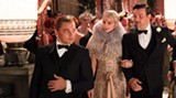 "PHOTO COURTESY WARNER BROS. PICTURES - Leonardo DiCaprio, Carey Malligan, and Joel Edgerton in ""The Great Gatsby."""