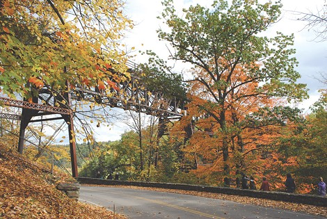 Letchworth State Park will host a Native American/Pioneer Heritage Day on Saturday, September 20, and an Arts & Crafts Show and Sale on Saturday, October 11. - FILE PHOTO