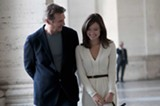 "PHOTO COURTESY SONY PICTURES CLASSICS - Liam Neeson and Olivia Wilde in ""Third Person"""