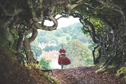 "Lilla Crawford goes ""Into the Woods."" - PHOTO COURTESY WALT DISNEY PICTURES"
