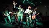 PHOTO COURTESY JOE CLARK PHOTOGRAPHY - Local band Vinyl Orange Ottoman plays blues-and-soul-tinged rock, focusing on the feeling of the music rather than the pyrotechnics.