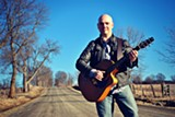 PHOTO PROVIDED - Local singer-songwriter Johnny Bauer is set to release his fourth album with his band, Johnny Bauer and Great Escape, in early May. The band plays Nashvilles Sunday, May 4, for a CD release show.