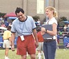 Lord of the Ringer: Johnny Knoxville with the perky Katherine Heigl.