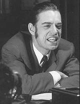 THE GEORGE EASTMAN HOUSE - Lost in his sneer: Micks the man in Performance.