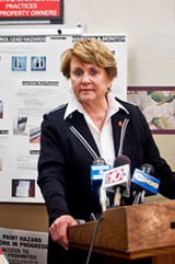 Louise Slaughter. FILE PHOTO