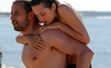 "Matthias Schoenaerts and Marion Cotillard in ""Rust and Bone."" PHOTO COURTESY SONY PICTURES CLASSICS"
