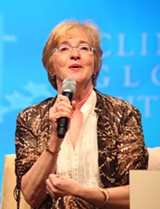 PROVIDED PHOTO - Maude Barlow: The Great Lakes are a global asset.
