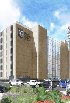 MCC's new downtown campus on target for 2017 opening
