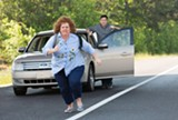 "Melissa McCarthy and Jason Bateman in ""Identity Thief."" PHOTO COURTESY UNIVERSAL PICTURES"