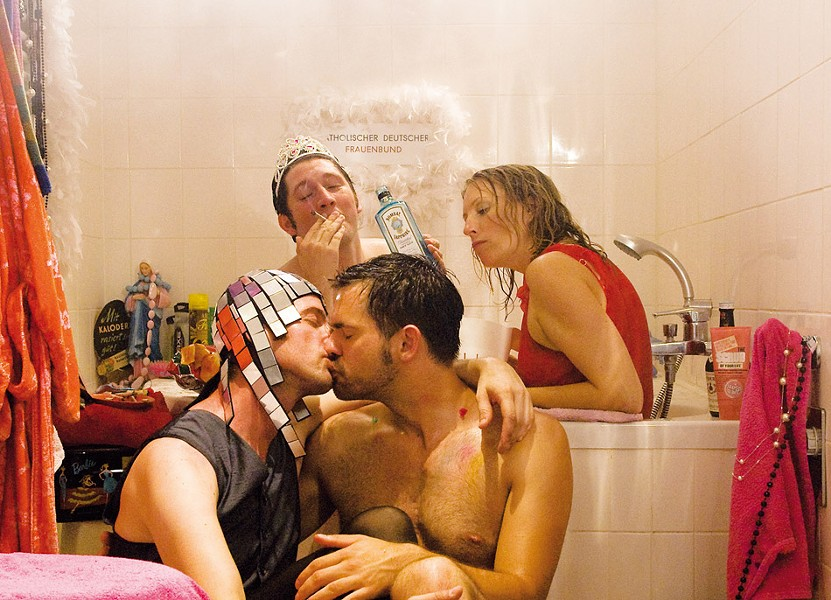 Men to Kiss - PHOTO PROVIDED