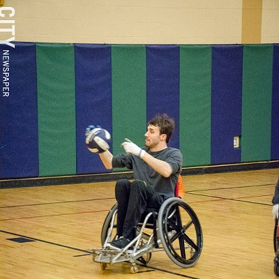 Quad Rugby