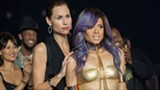 """PHOTO COURTESY RELATIVITY MEDIA - Minni Driver and Gugu Mbatha-Raw in """"Beyond the Lights."""""""
