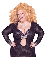 Miss Darienne Lake - PHOTO COURTESY MATHU ANDERSEN / LOGOTV