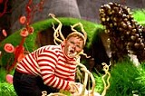 WARNER BROS. - Missed opportunities? Philip Wiegratz in Charlie in the Chocolate Factory.