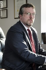 FILE PHOTO - Monroe County Public Defender Tim Donaher says that improvements in indigent defense need to be statewide.