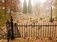 Mount Hope Cemetery: A buried treasure