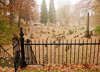 Mount Hope Cemetery: A buried treasure