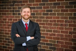 Mark Muoio plans to run for a County Legislature seat. - SUBMITTED PHOTO
