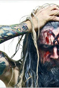MUSIC INTERVIEW: Rob Zombie