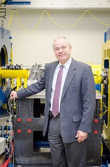 PHOTO BY MARK CHAMBERLIN - Nabil Nasr: the remanufacturing industry is poised for growth.