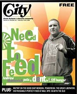 PHOTOGRAPH BY FRANK DE BLASE - DESIGN BY JASON WOZ