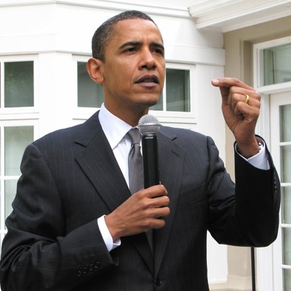 President Barack Obama - PHOTO COURTESY STEVE JURVETSON