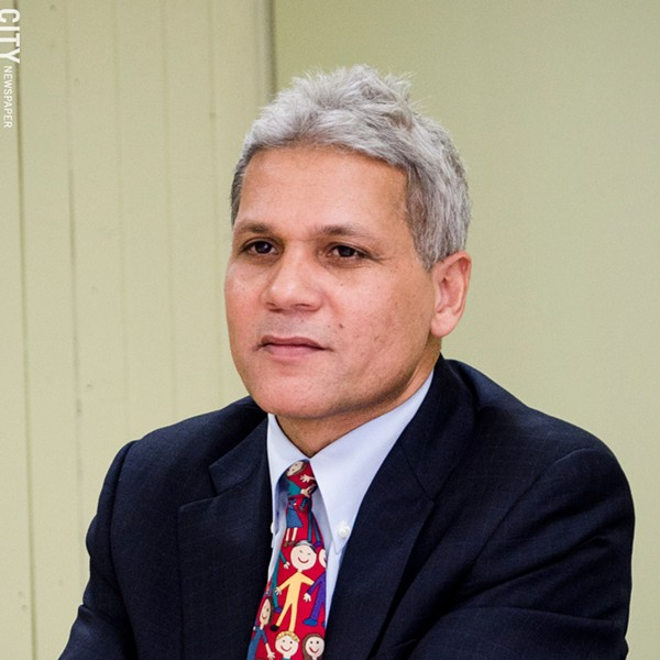 Rochester schools Superintendent Bolgen Vargas - FILE PHOTO