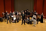 PHOTO PROVIDED - New-music group Alarm Will Sound, which includes several Eastman School of Music alums, presents a concert event featuring music from 1969 next week.