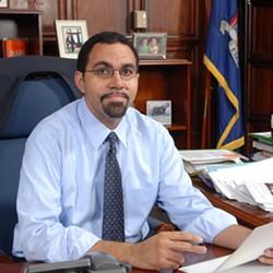 New York State Education Commissioner John King.