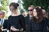 "PHOTO COURTESY FOX SEARCHLIGHT PICTURES - Nicole Kidman and Mia Wasikowska in ""Stoker."""