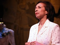 """Theater Review: """"Katherine's Colored Lieutenant"""" at Geva's NextStage"""