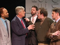 "THEATER REVIEW: JCC CenterStage's ""The Normal Heart"""
