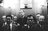 FOCUS FEATURES - Not quite a standout for Best Actor: Bill Murray in Lost in Translation.