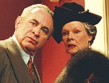 THE WEINSTEIN CO. - Now thats a show: Bob Hoskins and Dame Judi Dench in Mrs. Henderson Presents.