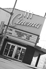 Old-style movie house, and old-style prices: The Cinema