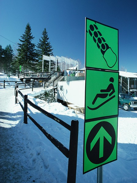 Olympic Village at Lake Placid. - FILE PHOTO