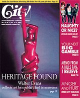On the cover: Elizabeth Catlett's mahogany sculpture, Homage to Black Women Poets (1984), courtesy The Walter O. Evans Collection of African American Art at the Memorial Art Gallery.