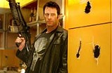 LIONS GATE FILMS - One-man A-Team: Thomas Jane is The Punisher.