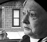 "GEORGE EASTMAN HOUSE - One tough nun: Sister Helen Travis, as seen in ""Sister Helen."""