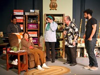 "Theater Review: Out of Pocket Productions presents ""Well"""