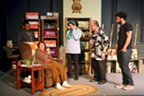 "PHOTO BY ANNETTE DRAGON - Out of Pocket Productions' presentation of ""Well"" plays at MuCCC Thursday, May 29, through Saturday, May 31."