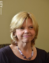 Patricia Malgieri, Vargas's pick for chief of staff. - PHOTO BY MATT DETURCK
